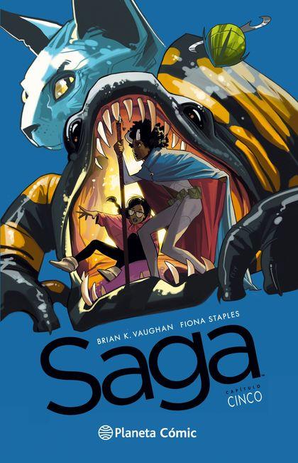 Saga nº 05