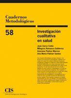 INVESTIGACIÓN CUALITATIVA EN SALUD