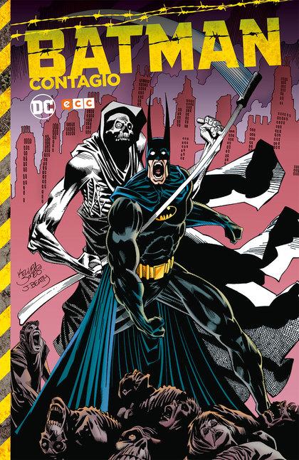 BATMAN: CONTAGIO.