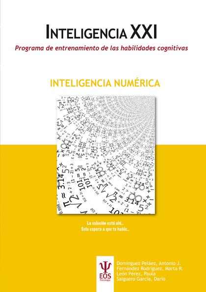 PROGRAMA DE ENTRENAMIENTO DE HABILIDADES COGNITIVAS. INTELIGENCIA NUMÉRICA.