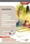 CUERPO DE GESTIÓN PROCESAL Y ADMINISTRATIVA, PROMOCIÓN INTERNA, ADMINISTRACIÓN DE JUSTICIA. TES