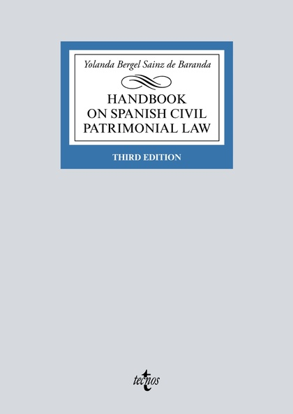 HANDBOOK ON SPANISH CIVIL PATRIMONIAL LAW
