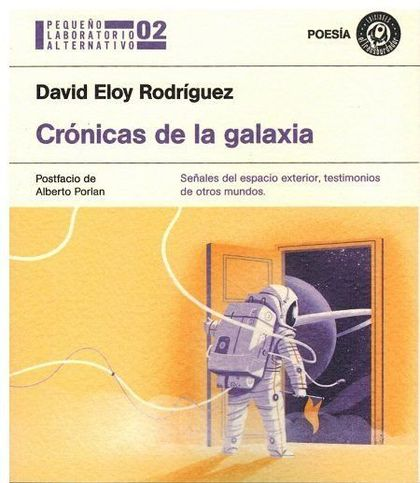 CRÓNICAS DE LA GALAXIA.