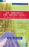 EL RIESGO DE MERCADO: SU MEDICIÓN Y CONTROL