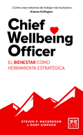 CHIEF WELLBEING OFFICER.