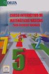 CURSO INTERACTIVO DE MATEMÁTICAS BÁSICAS PARA CIENCIAS SOCIALES