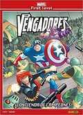 MARVEL FIRST LEVEL 06: LOS VENGADORES ¡CONTIENDA DE CAMPEONES!.