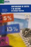 CONTABILIDAD DE COSTES Y DE GESTIÓN