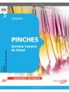 PINCHES, SERVICIO CANARIO DE SALUD. TEMARIO