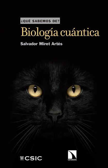 BIOLOGÍA CUÁNTICA.