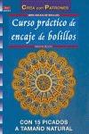 CURSO PRÁCTICO DE ENCAJE DE BOLILLOS