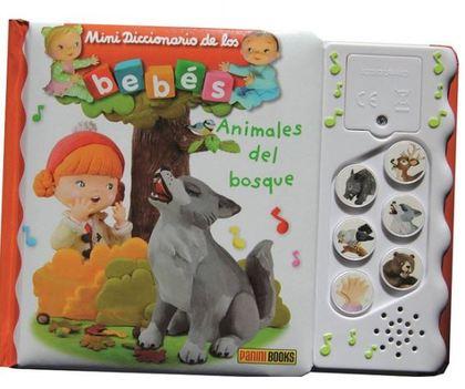ANIMALES DEL BOSQUE.