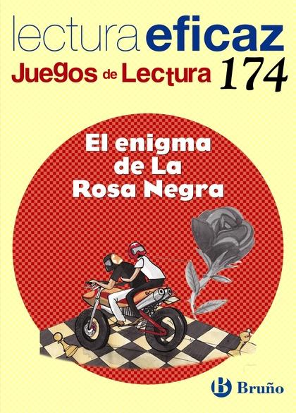 EL ENIGMA DE LA ROSA NEGRA, ESO, 1 CICLO. JUEGO DE LECTURA