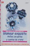 GLAMOUR EXQUISITO:ANILLOS CON PERLAS Y CUENTAS DE CRISTAL.