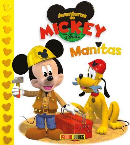 MANITAS AVENTURAS DE MICKEY.