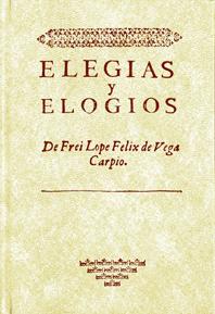 ELEGÍAS Y ELOGIOS CORTESANOS