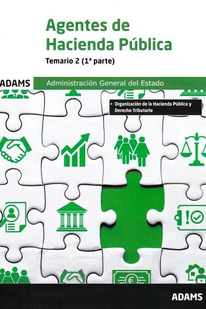 TEMARIO 2 AGENTES DE HACIENDA PÚBLICA.