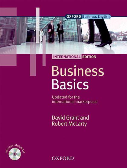 BUSINESS BASICS SB (ED INTERNACIONAL)