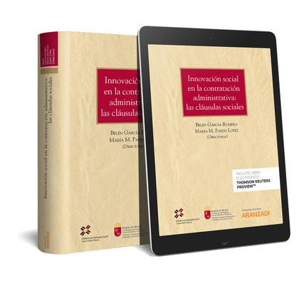 INNOVACIÓN SOCIAL EN LA CONTRATACIÓN ADMNISTRATIVA: LAS CLAÚSULAS SOCIALES (DUO).