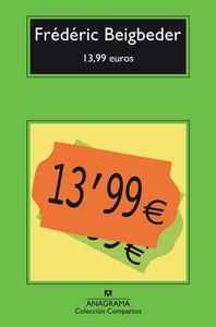 13,99 EUROS.