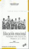EDUCACIÓN EMOCIONAL, EDUCACIÓN PRIMARIA, 6-12 AÑOS