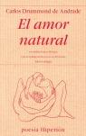 EL AMOR NATURAL = O AMOR NATURAL