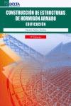 CONSTRUCCIÓN DE ESTRUCTURAS DE HORMIGÓN ARMADO. EDIFICACIÓN