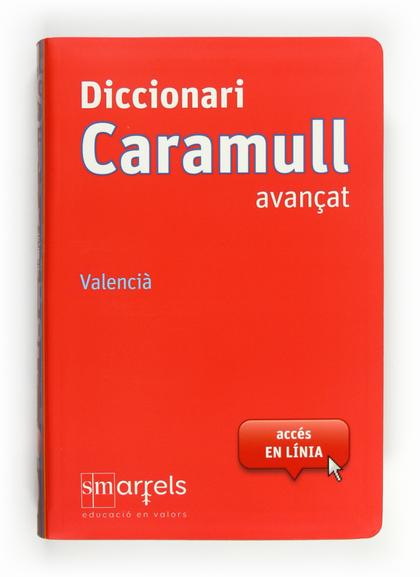 V-DICC.CARAMULL AVANCAT 15.