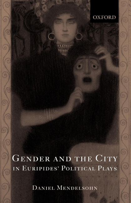 GENDER AND THE CITY IN EURIPIDES´ POLITICAL PLAYS