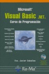 VISUAL BASIC.NET. CURSO DE PROGRAMACIÓN