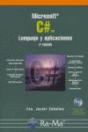 MICROSOFT C##: LENGUAJE Y APLICACIONES