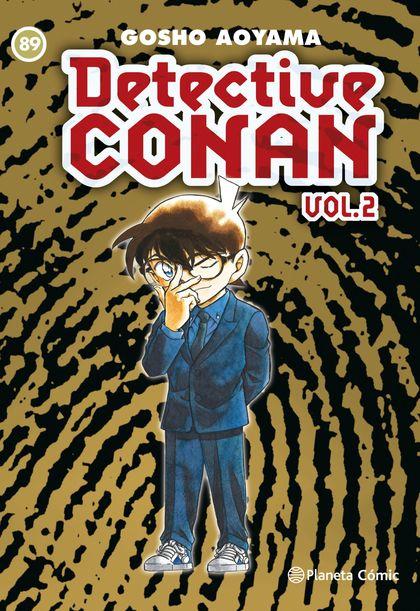 DETECTIVE CONAN II Nº 89.
