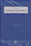 LA VOZ DE ANTONIO GAMONEDA