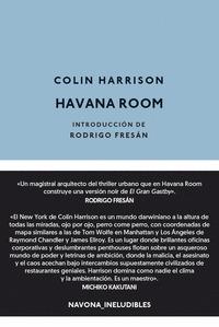 HAVANA ROOM. INTRODUCCIÓN DE RODRIGO FRESÁN