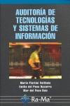 AUDITORIAS DE TECNOLOGÍAS Y SISTEMAS DE INFORMACIÓN