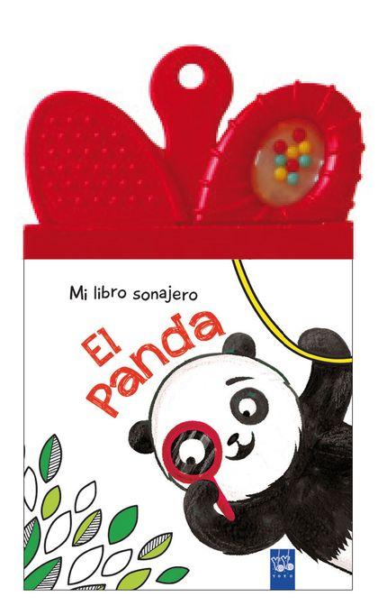EL PANDA. MI LIBRO SONAJERO