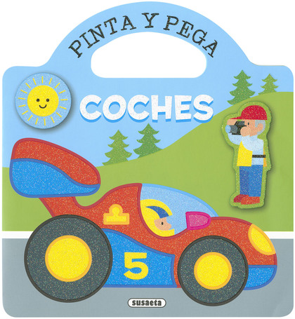 COCHES (PINTA Y PEGA).