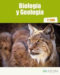 BIOLOGÍA Y GEOLOGÍA 1 ESO LIBRO DEL ALUMNO.