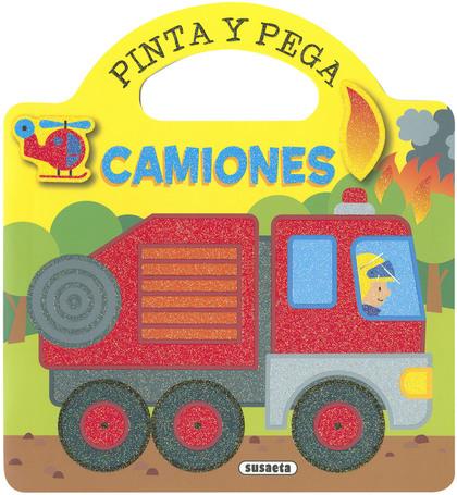 CAMIONES (PINTA Y PEGA).