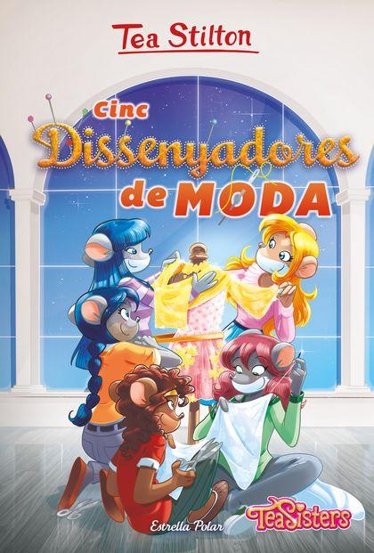 CINC DISSENYADORES DE MODA.