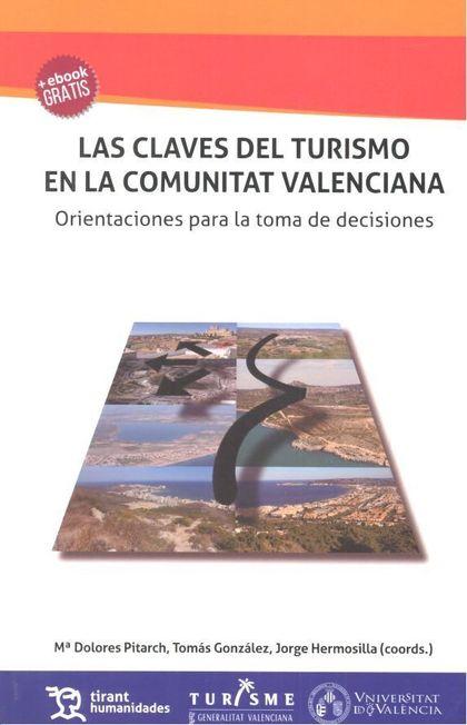 CLAVES DEL TURISMO EN LA COMUNITAT VALENCIANA