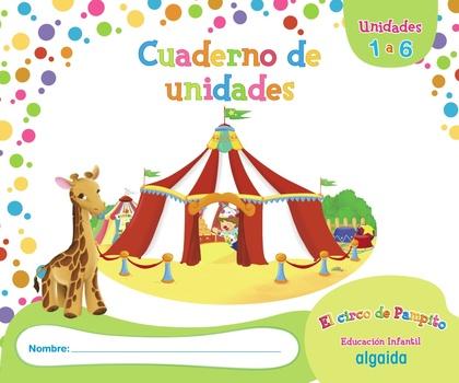 PROYECTO EL CIRCO DE PAMPITO, EDUCACIÓN INFANTIL, 1-2 AÑOS, 1 CICLO