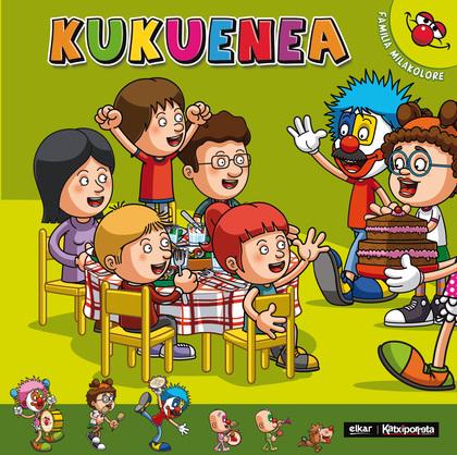 FAMILIA MILA KOLORE: KUKUENEA