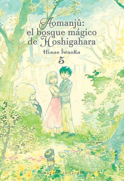AOMANJU EL BOSQUE MAGICO DE HOSHIGAHARA VOL 5