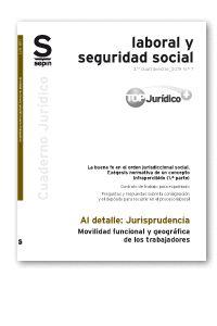 MOVILIDAD FUNCIONAL Y GEOGRÁFICA DE LOS TRABAJADORES