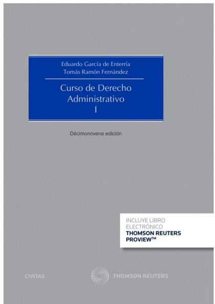 CURSO DE DERECHO ADMINISTRATIVO.