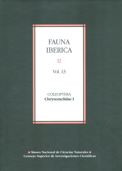 COLEOPTERA, CHRYSOMELIDAS I