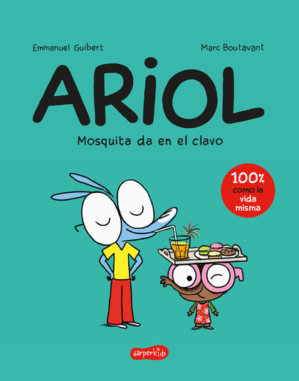 ARIOL 5. MOSQUITA DA EN EL CLAVO.