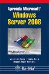 APRENDA MICROSOFT WINDOWS SERVER 2008