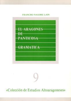 EL ARAGONÉS DE PANTICOSA. GRAMÁTICA